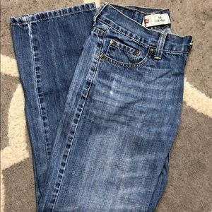 Boys Levi's 514 Straight Fit jeans size 14